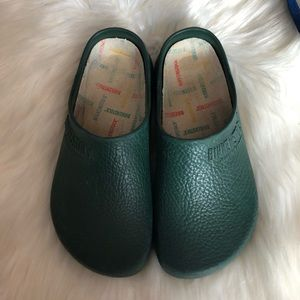 Birkenstock Ges Gesch Green Garden Clogs Shoes, 6